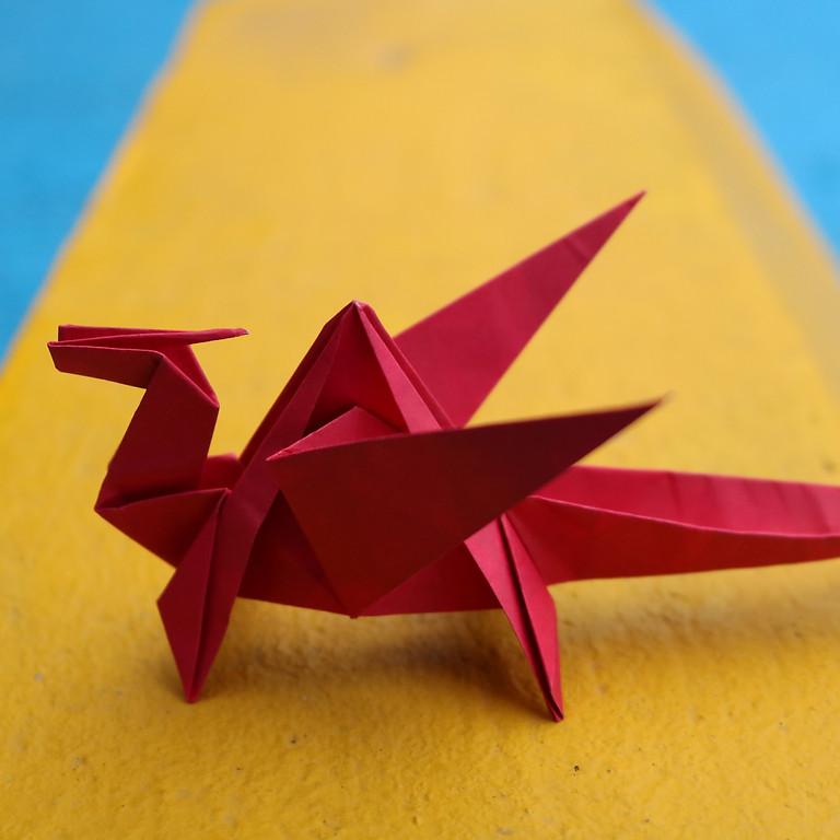 Origami with Alex