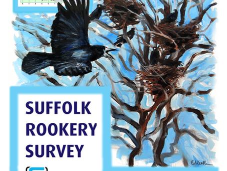 Suffolk Rookery Survey 2020