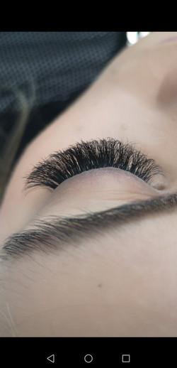 Eyelash Extensions top
