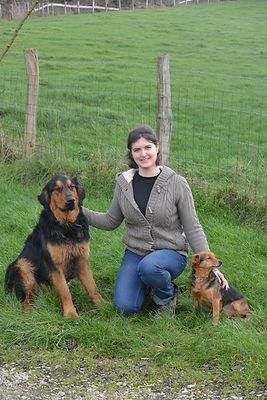 L'Arche de Mimi - Educateur canin Yvelines, Eure et loir, Orne