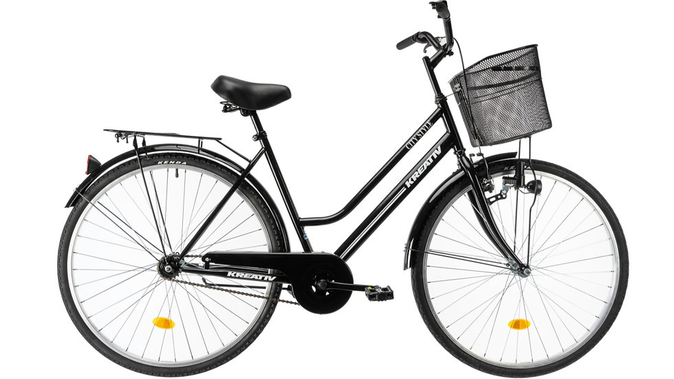 City Style Bike - Single Speed