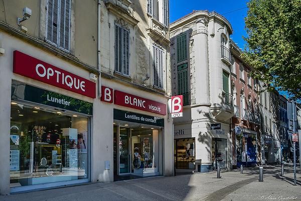 Optique Blanc - Opticien Salon de provence