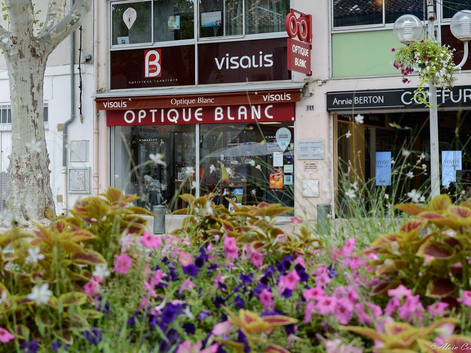 Optique Blanc St Martin de Crau