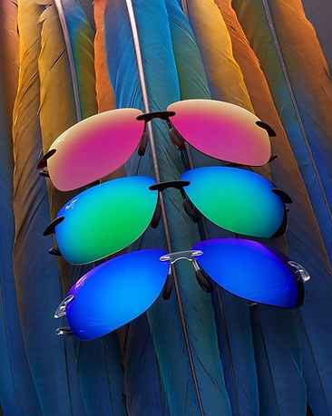 Retrouvez les lunettes Maui Jim à Salon, Miramas, Lançon et Saint-Martin de Crau chez votre opticien Optique BLANC.