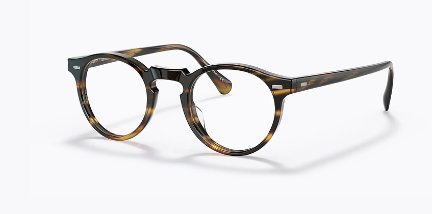 Oliver Peoples - Gregory Peck - Cocobolo