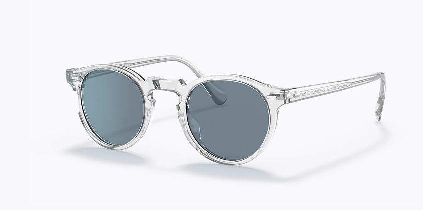Oliver Peoples - Gregory Peck Sun - Crystal
