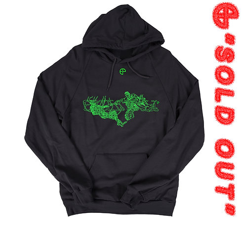 Green Creation Hoodie