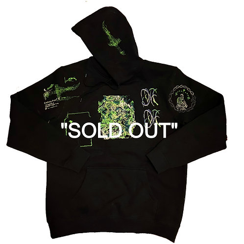 """""""THIS IS OUR YEAR"""" ONE-OFF HOODIE"""