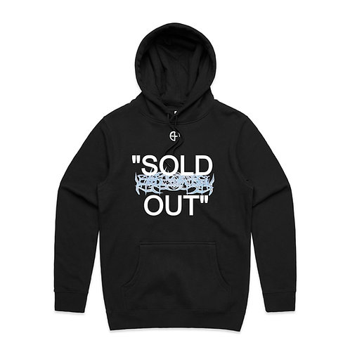 """""""ICY BLADES"""" HOODIE, EDITION OF 10"""