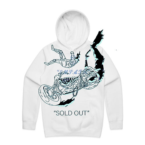 """""""YEAR OF THE EMPATH"""" HOODIE, EDITION OF 10"""