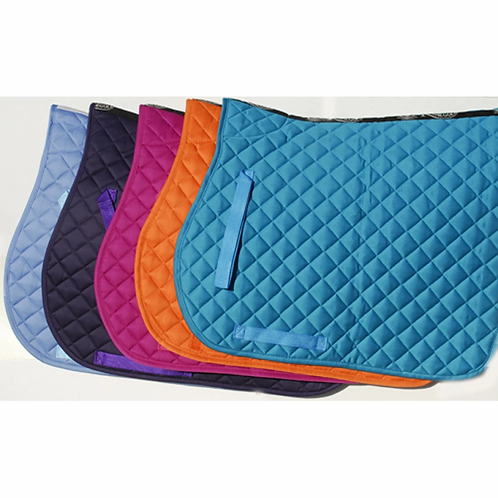 Rhinegold Quilted Saddle pad
