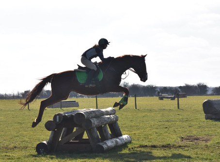 Oxstalls Cross Country