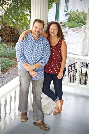 James and Amanda Keith