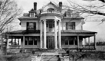 Double Oaks in 1908