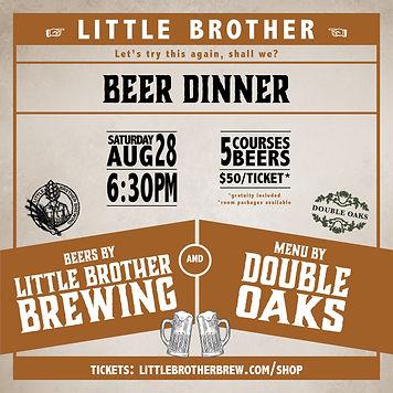 Little Brother beer dinner_social image.jpg