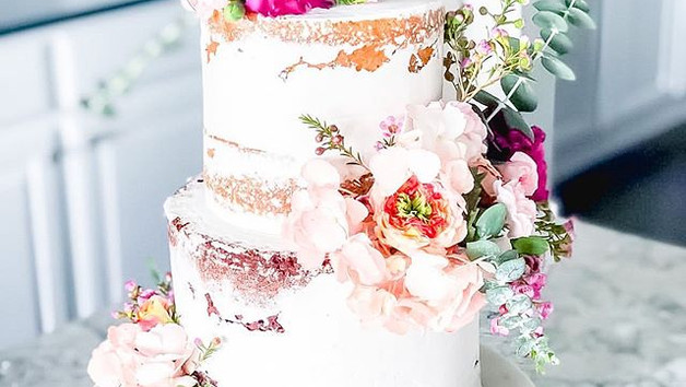 We can't forget about the CAKE! Who love