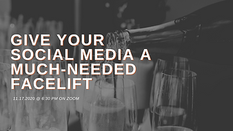 Give Your Social Media A Much-Needed Fac
