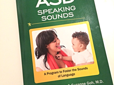 Decisions....Decisions....Which Autism Therapy to Choose?  A Review of ASD Speaking Sounds
