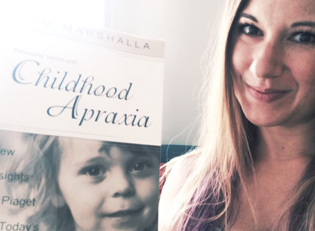 Book Review: Becoming Verbal with Childhood Apraxia