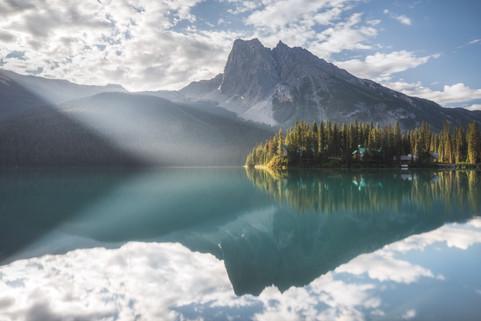 Emerald Lake by Chase Teron