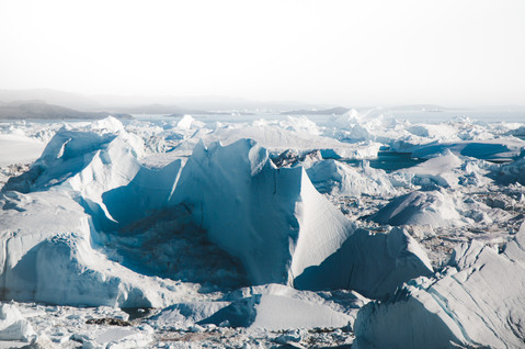 Ilulissat Icefjord by Chase Teron Artica Adventures