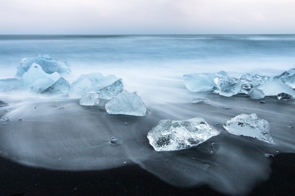 Iceland Jenni Lisacek Diamond Beach