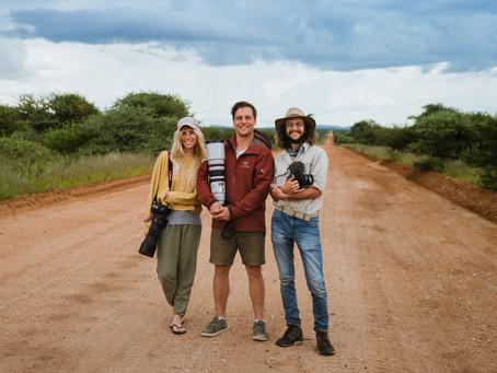 Stuck in Africa During Corona Virus Global Lockdown
