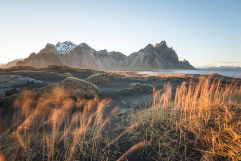 Chase Teron Photographer Stokksnes Iceland