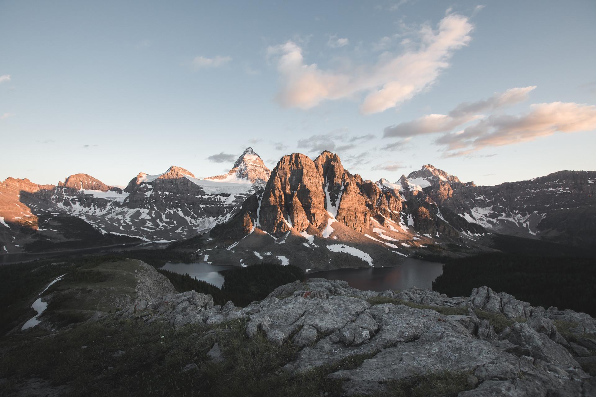 Mount Assinaboine Photography Jenni Lisacek