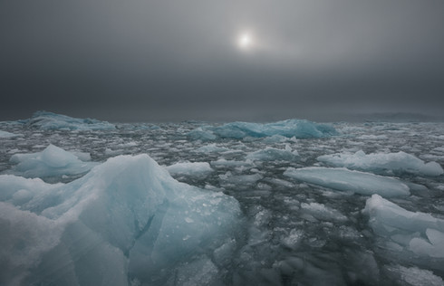 Svalbard photography expedition with Chase Teron