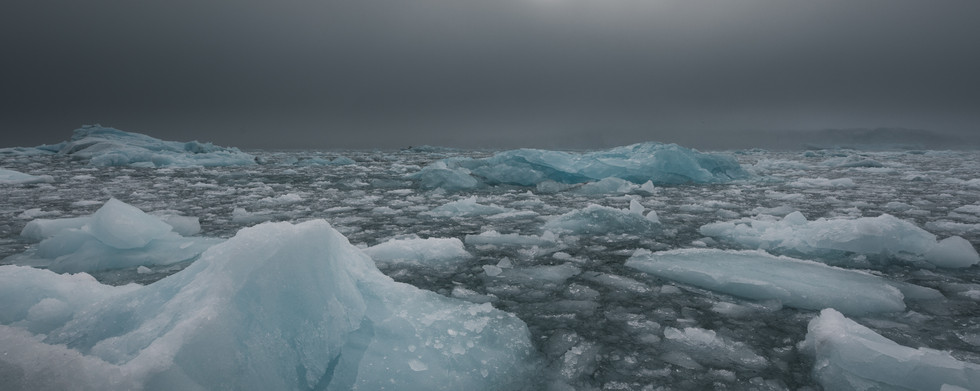 Svalbard Glacier by Chase Teron Photographer