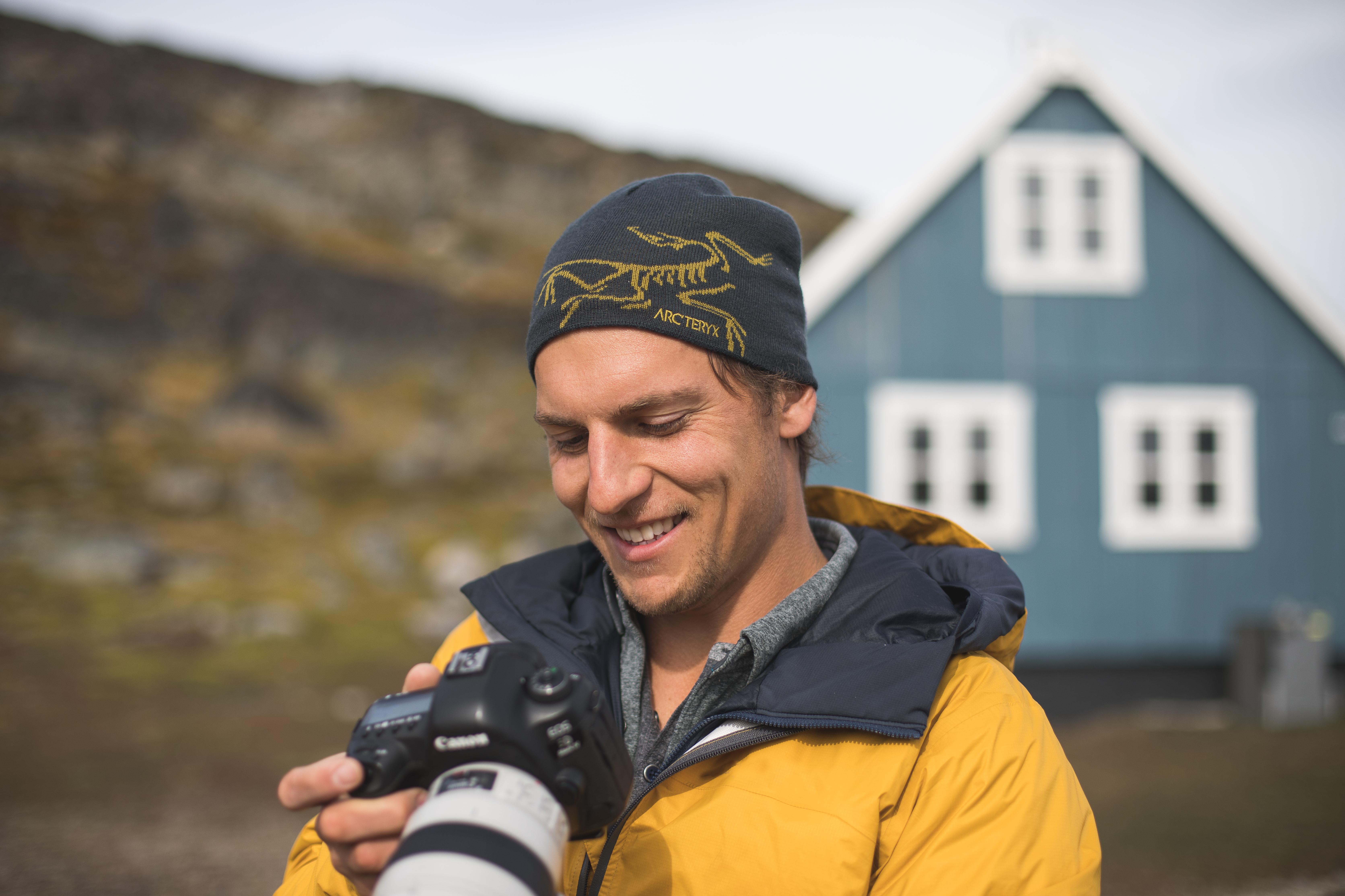 Chase Teron Photographer Canon Canon