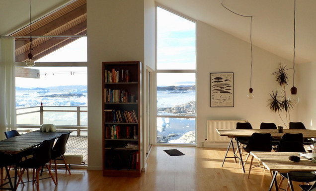 Accommodations in Greenland