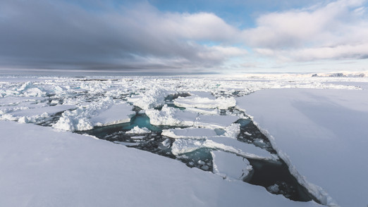 Pack Ice Svalbard Photography Tour with Chase Teron