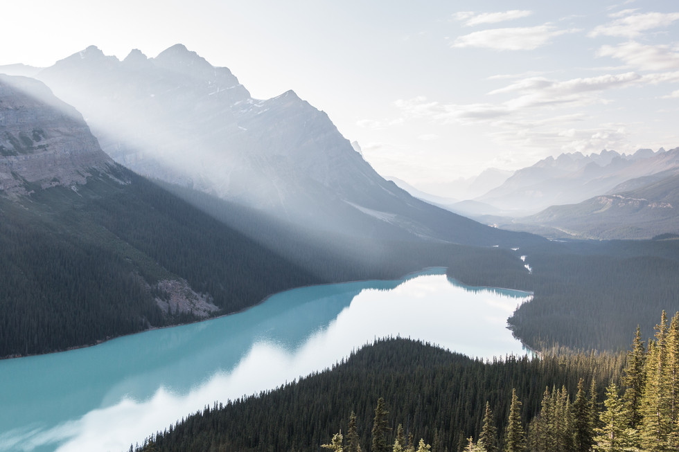 Peyto Lake Photography Jenni Lisacek