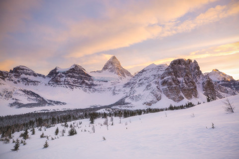 Chase Teron Photographer Mount Assiniboine