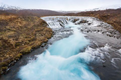 Bruarfoss Iceland Chase Teron Photography