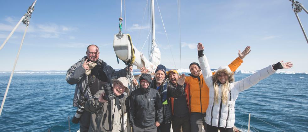 Artica Studios Photography Tour Greenland