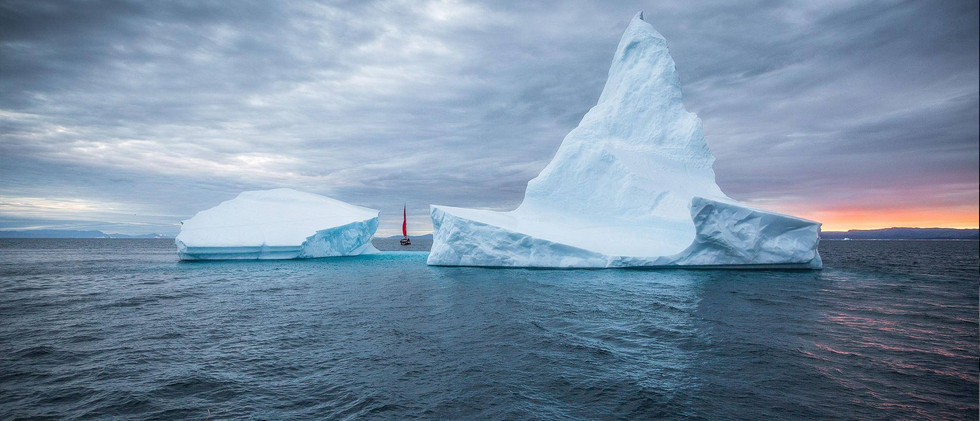 Chase Teron National Geographic Greenland Photo Tour