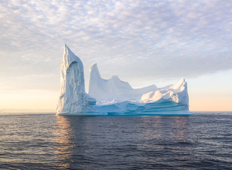 Where to see Massive Icebergs in Greenland