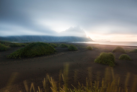 Stokksnes beach Iceland Chase Teron Photography