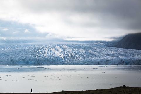 Fjallsárlón Glacial Lagoon Chase Teron Photography