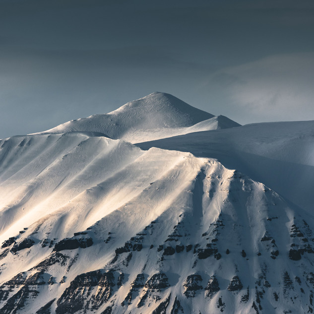 Svalbard Spitsbergen Mountainscapes by Chase Teron