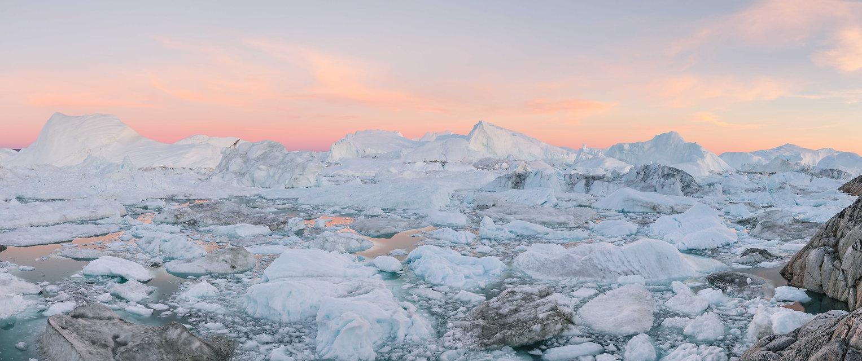 Greenland by @JenniNaturally Ilulissat Icefjord
