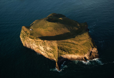 Aerial Iceland Photography by Chase Teron