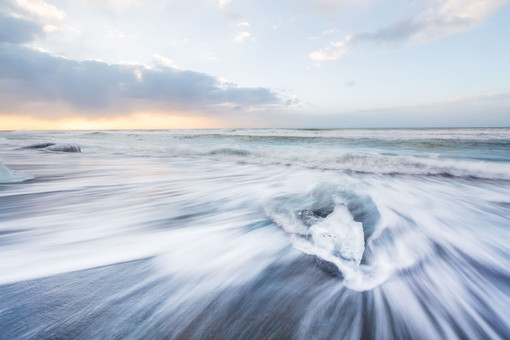 Ice Beach Iceland Chase Teron Photography