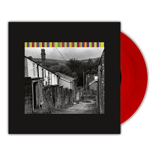 Left The Illicits - Left Behind / Born Slippy 7-Inch