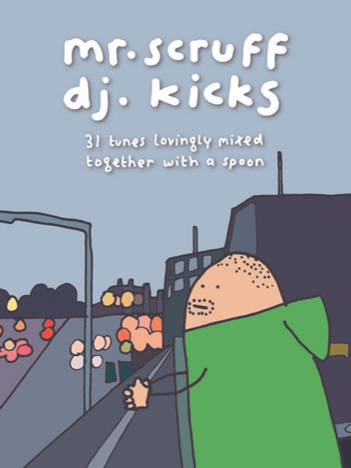 Mr Scruff DJ Kicks Poster