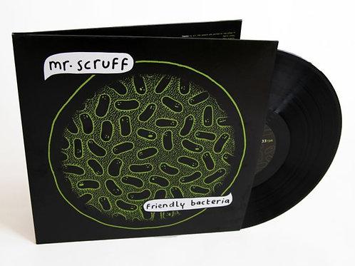 Mr. Scruff - Friendly Bacteria - Signed 2LP