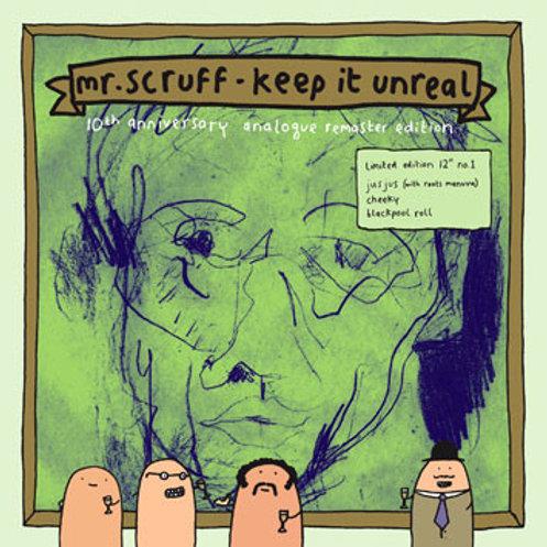 """Mr. Scruff - Keep It Unreal 10th Anniversary 12"""" #1"""
